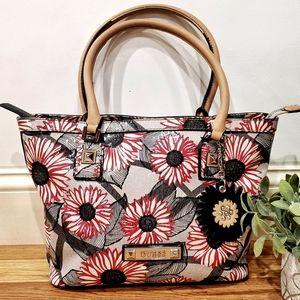 FLASH SALE🌸GUESS Floral Lieto Tote Bag